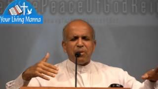 Malayalam Christian Sermon : Humility by Pr. K Joy