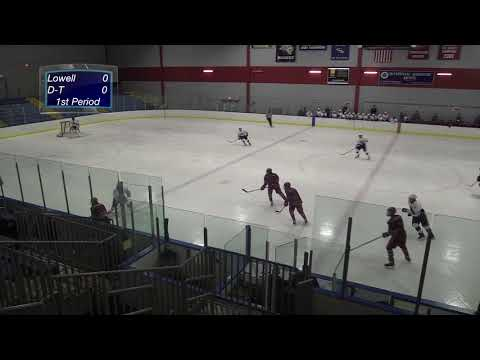 Dracut-Tyngsboro Hockey vs. Lowell 1-10-2018
