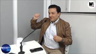 Esteban Macías rompió vetos, Salma Hayek no le daba entrevistas (2da parte) | Programa 9/10/19