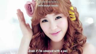 TaeTiSeo (TTS) - Twinkle MV [English subs + Romanization + Hangul] HD