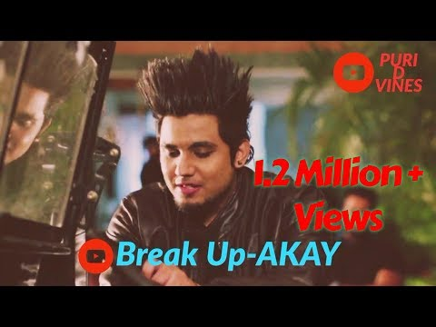 Breakup AKay (Full Video)- Farak- Am Human l Latest Punjabi Songs 2017 :PURI D Vines