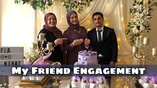 My Friend Engagement Ceremony💍   Groom Drank Salty Coffee  🇹🇷   Full Vlog 📸