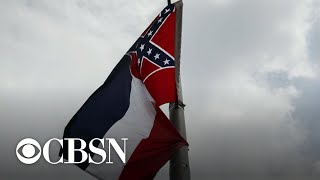 Mississippi Lawmakers Move Forward With Efforts To Change The State Flag