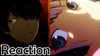 Bakemonogatari Episode 1 Live Reaction: The weightless girl
