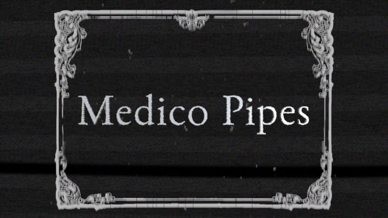 Codger Corner Spotlight: Medico Pipes