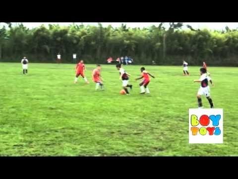 II Copa BOY TOYS Montenegro Piguas vs Futball Center 2 fecha 04 09 2016 Cancha La Guinea