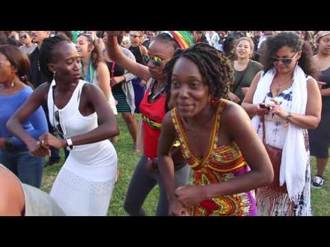 Afro Urban Society Presents Gbedu Town Radio @ Umoja African Festival 2016