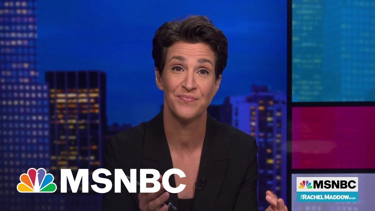 Rachel Maddow says she had surgery for skin cancer after partner ...