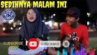 Gambar cover Dimas gepenk , SEDIHNYA MALAM INI, Cover terbaru 2019