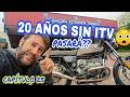 😱 20 Años Sin Pasar Itv😩 Os Enseño Todo 😤 Llevo 3 Motos 🏍️ Bmw R65 Ktm Duke 125 Bmw R69s Cap. 25