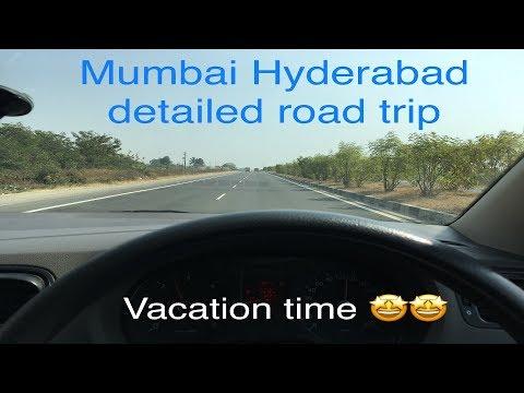 Mumbai Hyderabad road trip in Vw Vento (Dec 2017) | travelogue | shot on iPhone SE