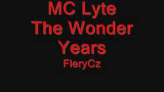 Mc Lyte feat. Dj Premier - The Wonder Years