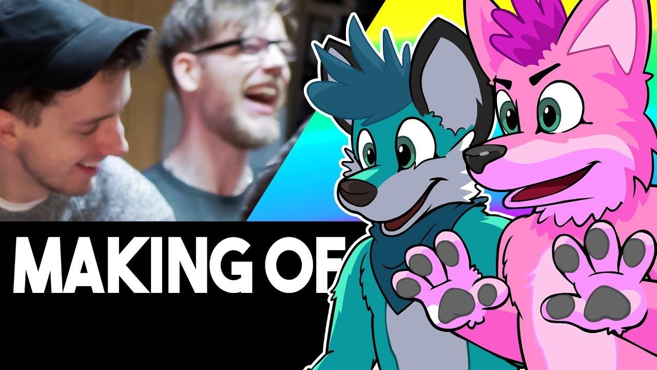 Making Of Furry Apocalypse Youtube