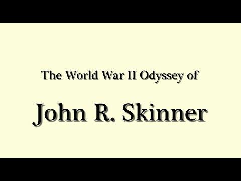 The World War II Odyssey of John Skinner