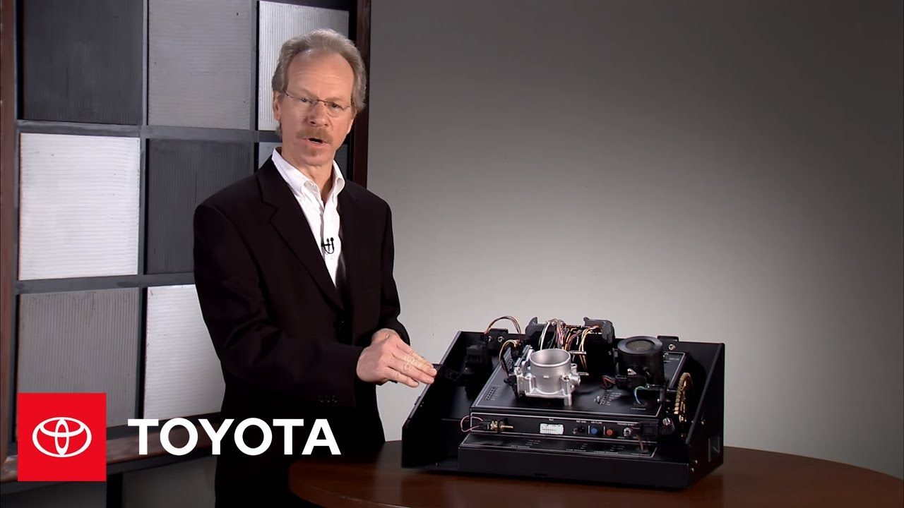 Safety Features of Electronic Throttle Control Systems (ETCS)   Toyota