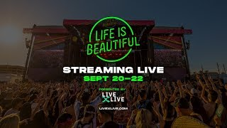 Billie Eilish, Portugal. The Man, Gunna, Tash Sultana and more live from Life Is Beautiful Day 1!