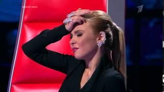 Мариам Мерабова - Georgia  (Слепые прослушивания - Голос - Сезон 3 - 2014)