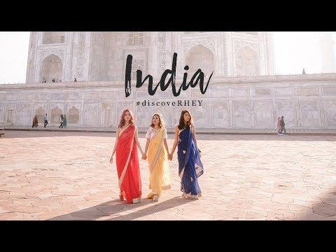 Golden Triangle India Postcard | Rhea Bue