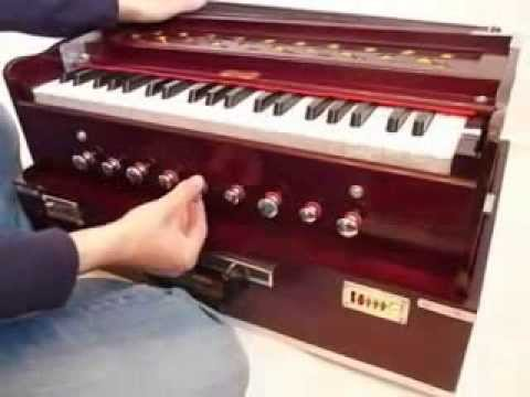 Harmonium BINA no 17 Dx portable