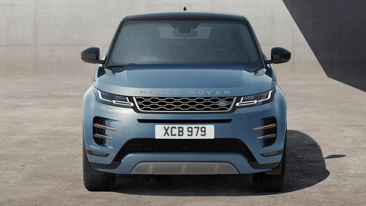 Range Rover Evoque 2019 Les Premieres Infos Youtube