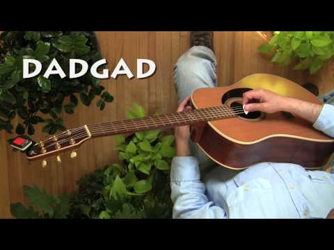 It's Never Too Late to Learn to Play Guitar: DADGAD for Complete Beginners