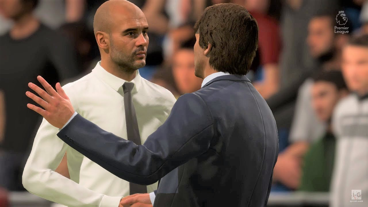 Manchester City Fifa 18
