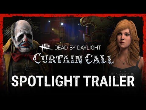 Dead by Daylight | Curtain Call | Spotlight Trailer