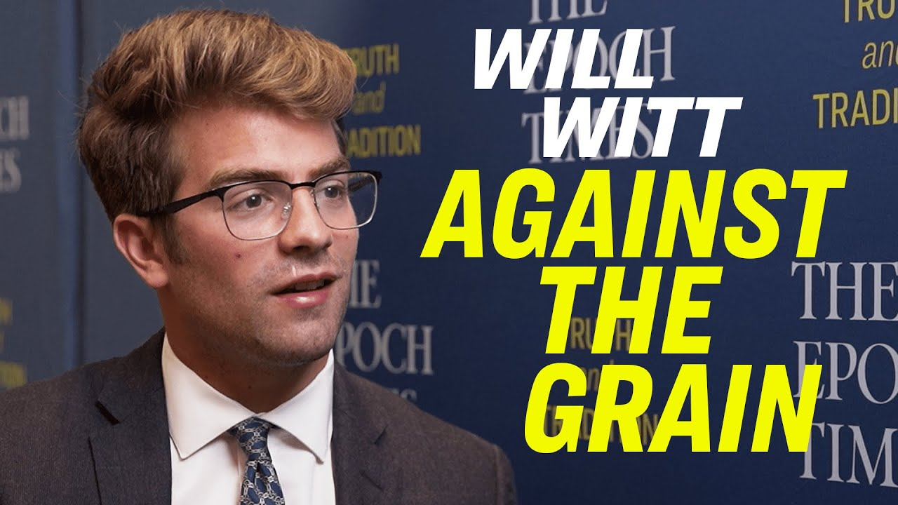 PragerU's Will Witt: How an Obama Fan Went to College and Became Conservative [WCS Special]