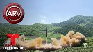 Tensión entre Estados Unidos y Corea del Norte   Al Rojo Vivo   Telemundo
