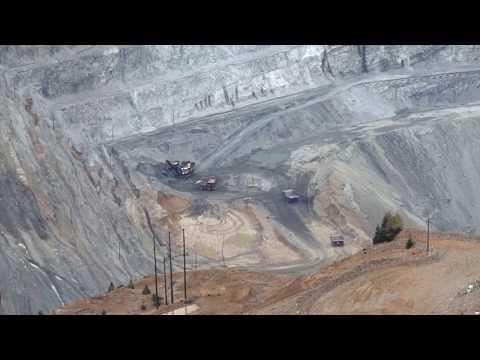 Bingham Canyon Kennecott Utah Copper Mine