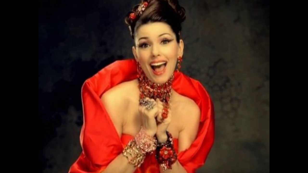 Happy Birthday Shania Twain - YouTube