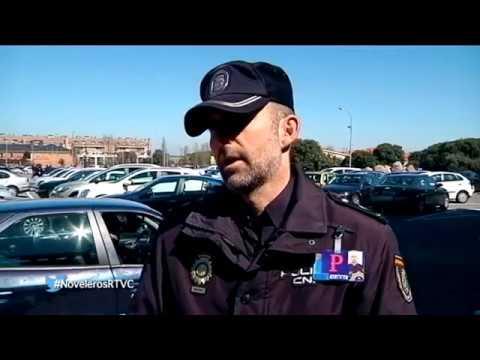 Yeray Sosa - Escuela Nacional de Policía, Ávila.