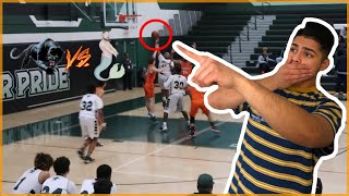 FIRST ROUND CIF GAME!!! l Basketball Vlog