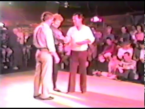 1988 - Norfleet Jones' Mixed Doubles Contest - Nov 25, 26, 27 - NO SOUND!!! Part 1