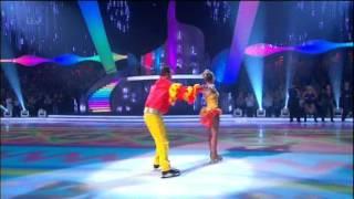 Dancing On Ice 2014 R9 - Stars of 2014 #DOI