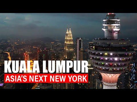 KUALA LUMPUR - ASIA'S NEXT NEW YORK!  [PREMIERE]