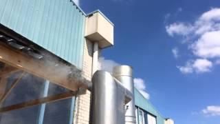 Fijnstof filter Houtkachels