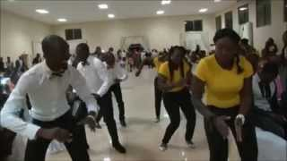 Jelina Wedding Dance Highlights July 2014 - Zambian wedding