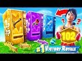 Vending Machine ONLY POP UP CUP *NEW* Game Mode In Fortnite Battle Royale