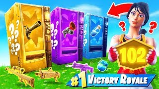 Vending Machine ONLY POP-UP CUP *NEW* Game Mode in Fortnite Battle Royale thumbnail