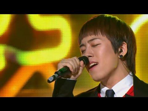【TVPP】 TaeIl(Block B) - 'Family Man' with Jo PD, 태일(블락비) - '패밀리 맨' with 조피디 @Show Music Core