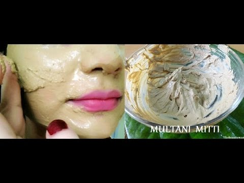 Multani Mitti Face Packs for Intense Glow, Smooth & Clear Skin