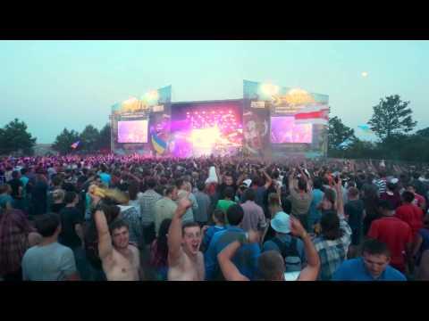 Клип Скрябін - Танець пінгвіна (Live)