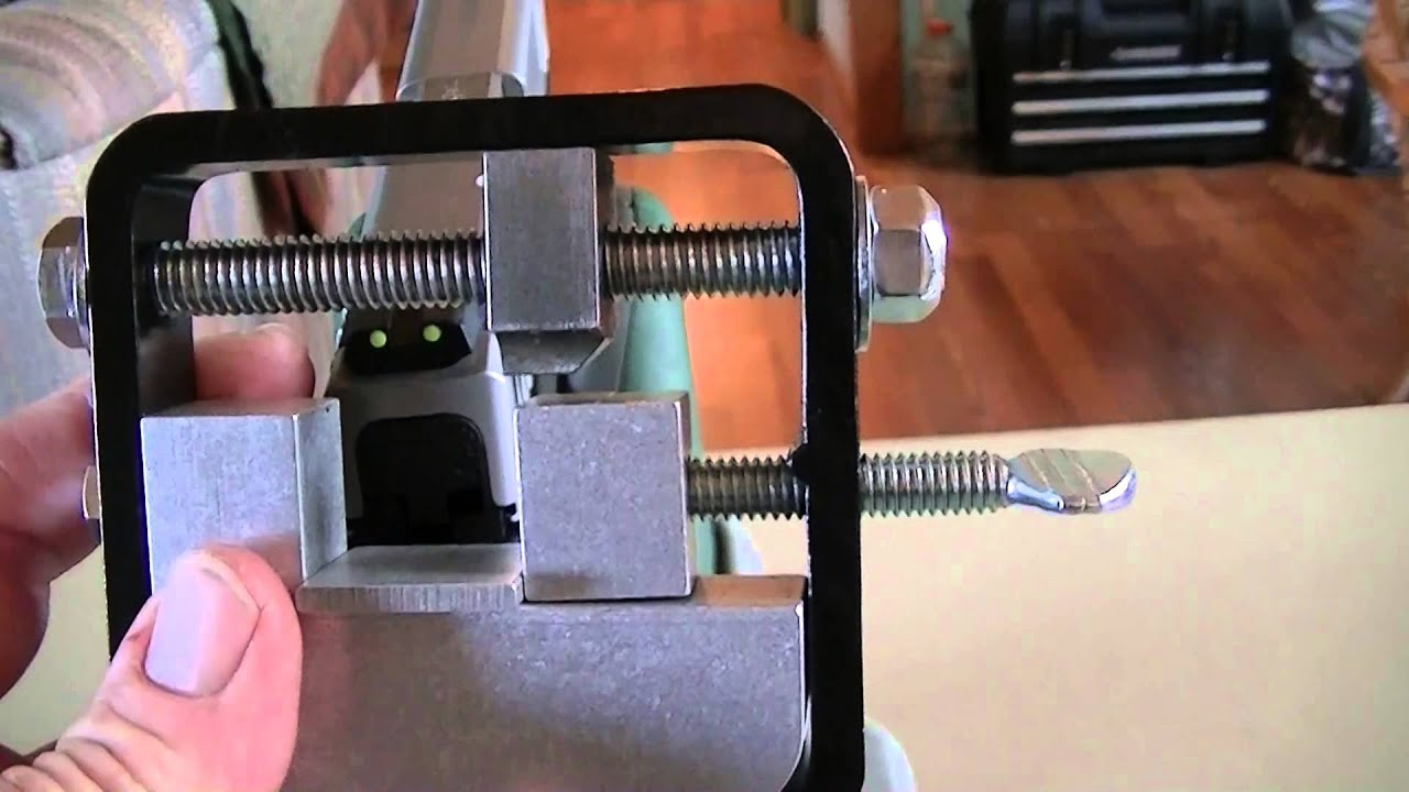 Universal Sight Pusher Tool