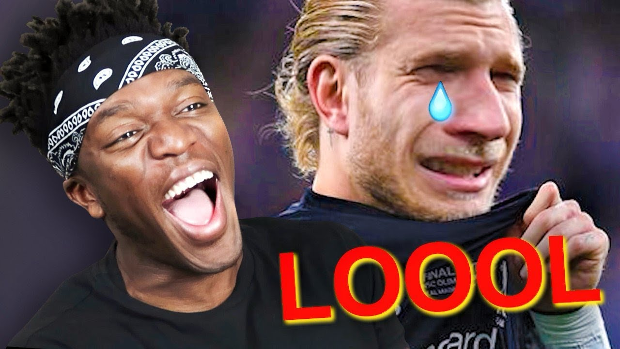 LAUGHING AT: KARIUS
