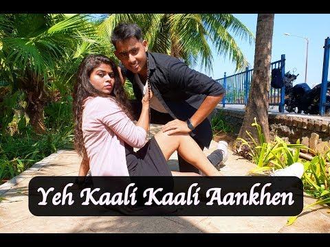 Yeh Kaali Kaali Aankhen   Baazigar   Shahrukh Khan & Kajol   HD VIDEO   90's Bollywood Hindi Song