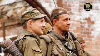 Чечня, 166 ОМБСР. Бешеная рота.