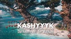 KASHYYYK - Die Heimatwelt der Wookies