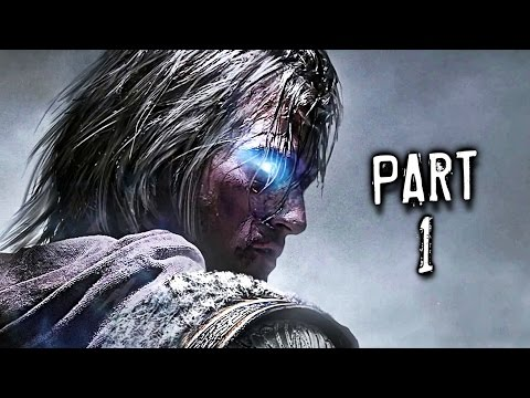 Middle Earth Shadow of Mordor Walkthrough Gameplay Part 1  Prologue PS4