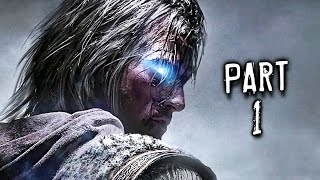 Middle Earth Shadow of Mordor Walkthrough Gameplay Part 1 - Prologue (PS4) thumbnail